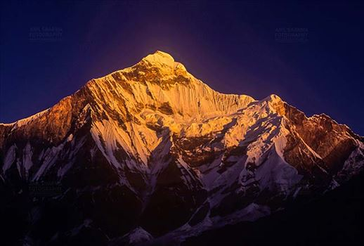 Mountains- Indian Mountain Peaks - The Heavenly beauty of snow covered Indian mountain peaks !!!!!!