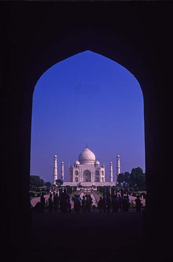 Monuments- Taj Mahal, Agra (India) - The Beauty of Taj Mahal.
