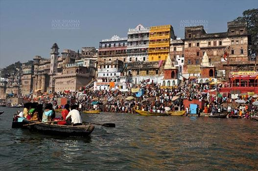 Travel- Varanasi the City of Light (India) - Varanasi is the second oldest city in the world, it is one of the seven Sacred Cities of Hinduism famous for its Ghats, people come here to die in the hope of breaking out of the cycle of karma and rebirth.
